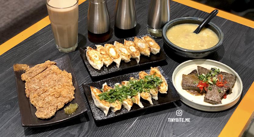 [台中美食] 1988壹玖捌捌銷魂鍋貼 | 台中西區美食 潮店內的傳統鍋貼 創意呈現新樣貌