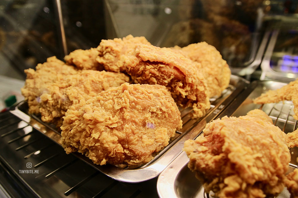ROSS 美式炸雞 fried chicken