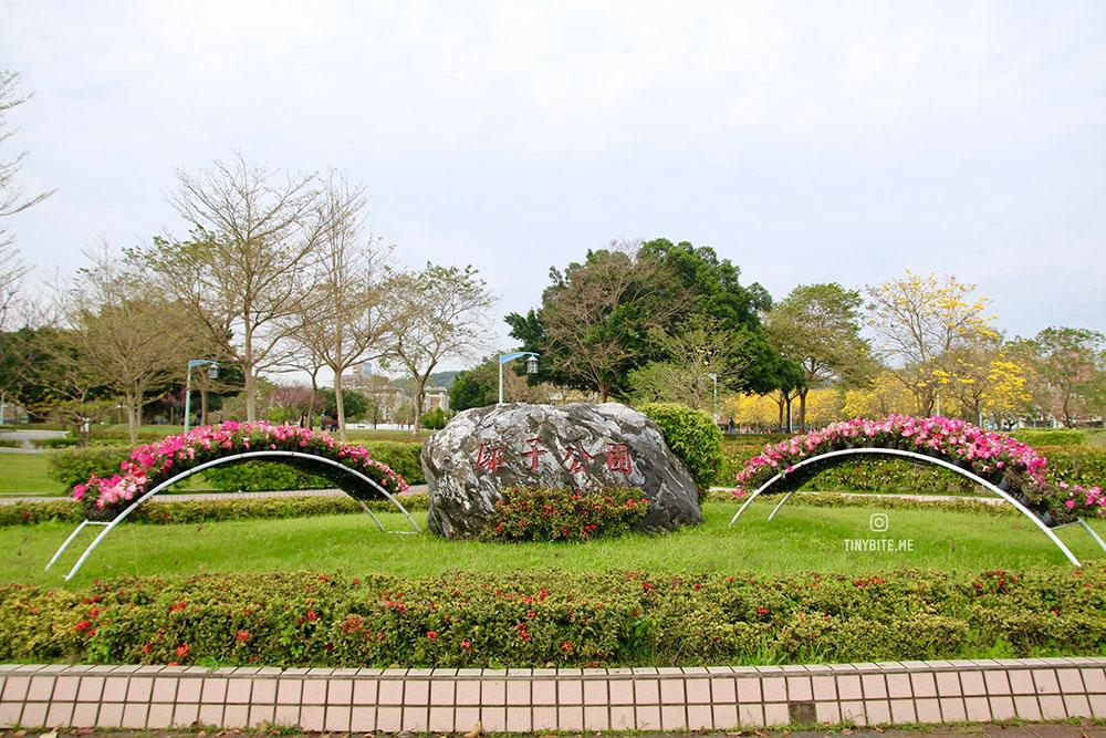 大坑 廍子公園 風鈴木