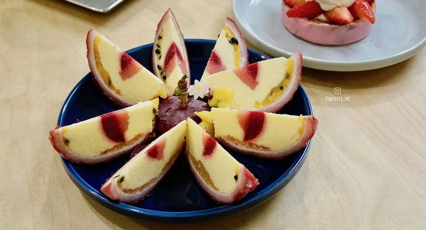 [台中甜點] Kenfood 啃食物 | 台灣新鮮水果搖身變為繽紛甜點 好看好吃又好拍的3重享受
