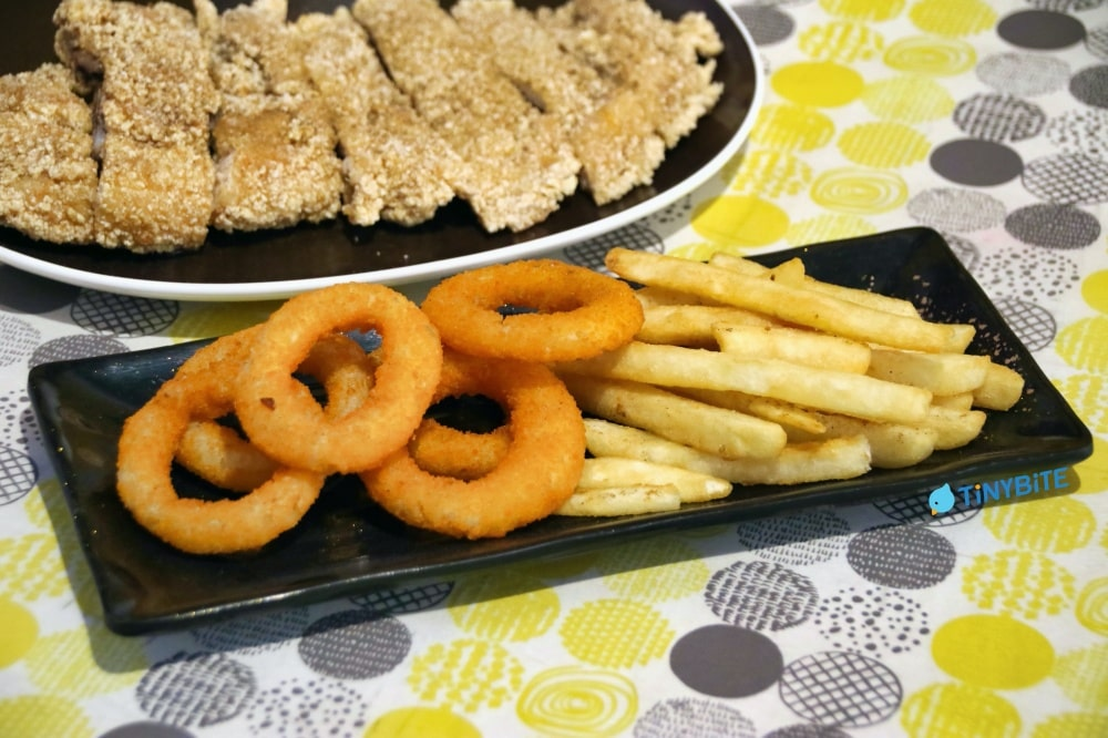ROSS美式炸雞 fried chicken 水湳市場美食 小鳥胃 tinybite
